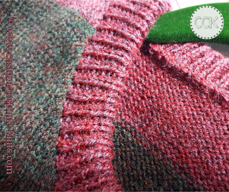 What Color Freddy Krueger Sweater