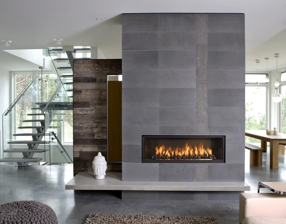 Corner Lp Gas Fireplace On Custom Fireplace Quality