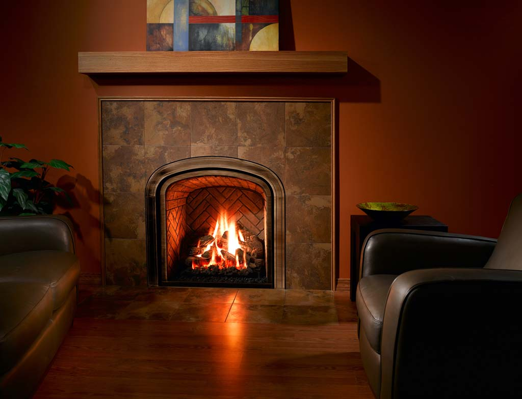 Gas Fireplace Owner Manuals On Custom Fireplace Quality