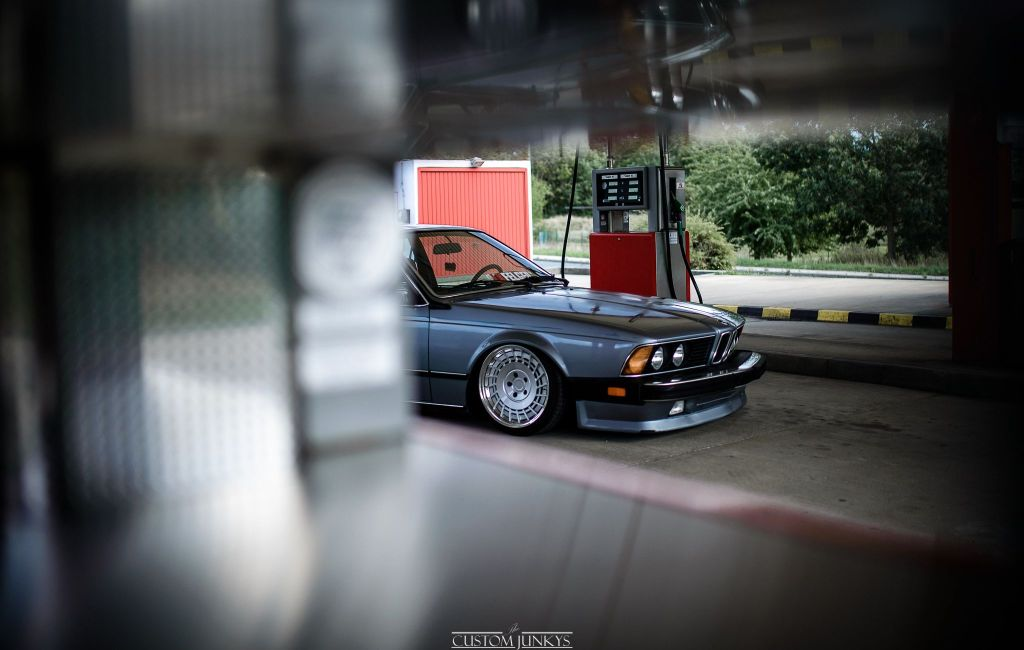 BMW 635 CSi LX