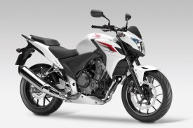 Honda CB500F 08