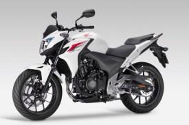 Honda CB500F 09
