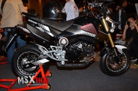 Honda MSX125 Custombike 05