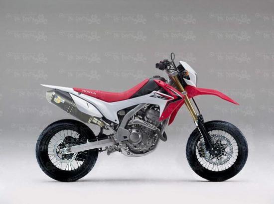 Honda CRF250M Forza300 04