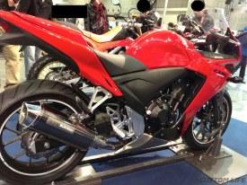Honda CBR400R 07