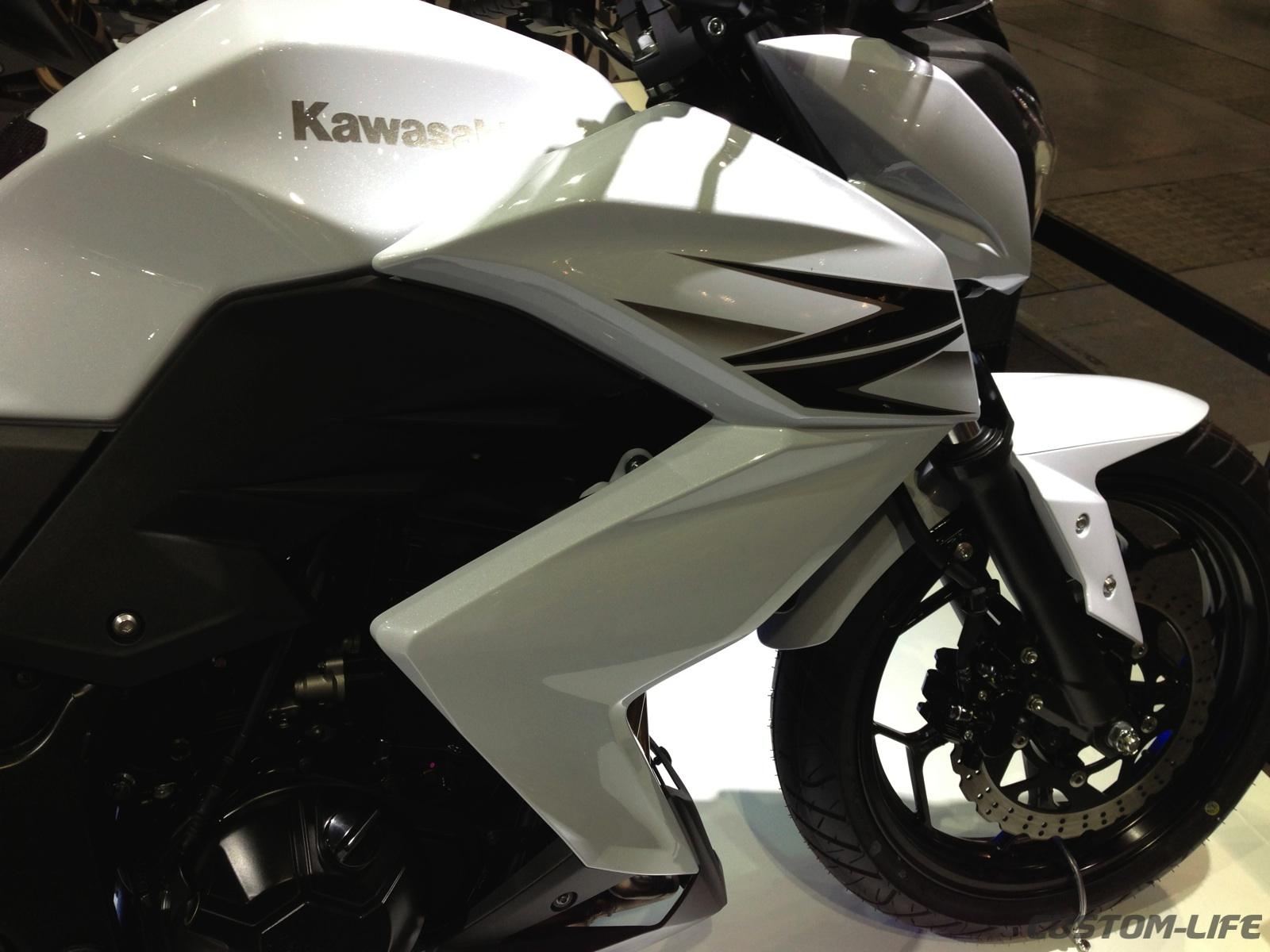 川崎z250_[モーサイ2013] Kawasaki Z250 / Ninja 250 | カスタムライフ