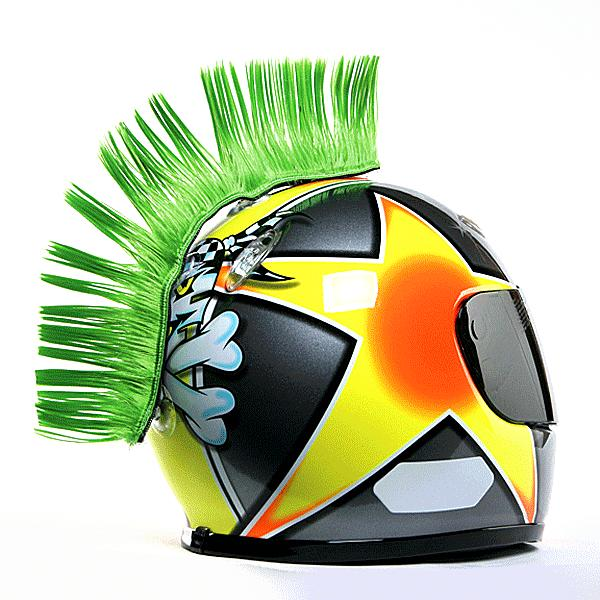 Helmet Mohawk 02