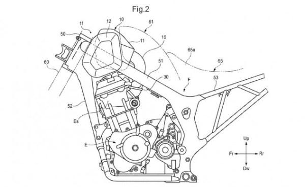 Honda RetroStyle DualSport 01