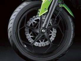 Kawasaki Z250SL 15