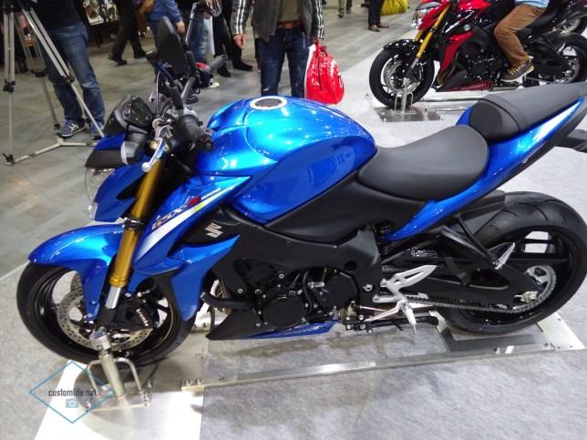 MotorcycleShow 2015 Osaka 08