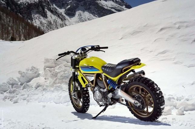 Ducati Scrambler Artika 01