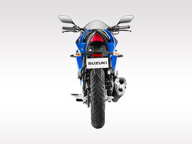 Suzuki GIXXERSF NewModel 04