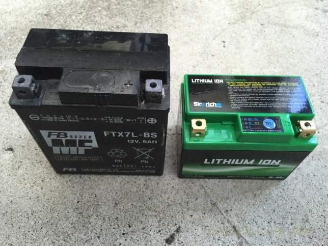 Skyrich battery ytx7l 03
