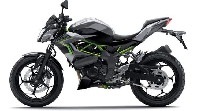 Kawasaki Z250SL 2017 03
