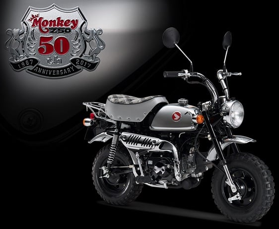 Honda Monkey50thSP 01