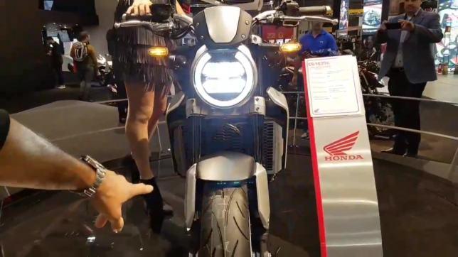 Honda CB1000R 2018 06