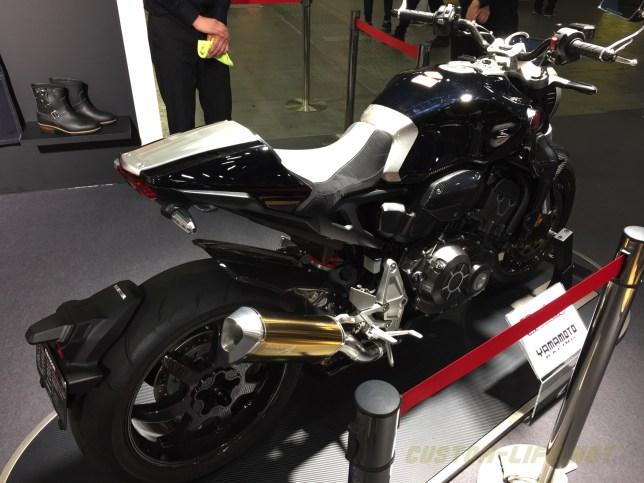 MCS2018 HondaBooth 14