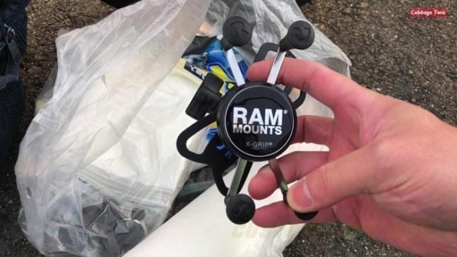 RAMMount SmartPhone 01