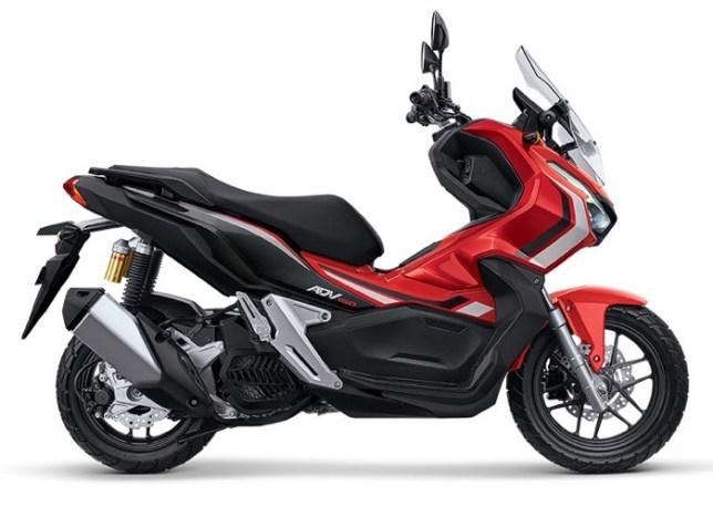 Honda ADV150 05
