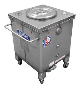 Portable SS batch tank