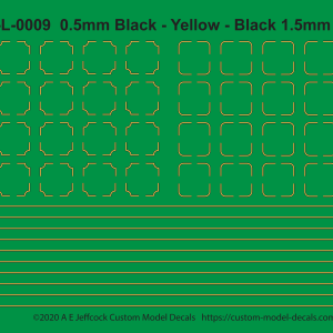 CMD-L-0009-point-5mm-black-yellow-black-with-one-point-5mm-curves