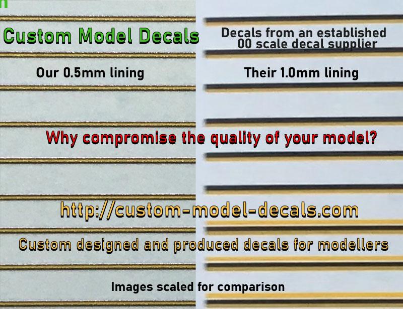 Decal Quality Comparison