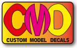 Custom Model Decals Logo
