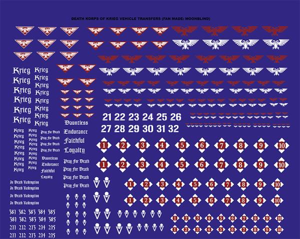 Warhammer Death Corp Of Krieg