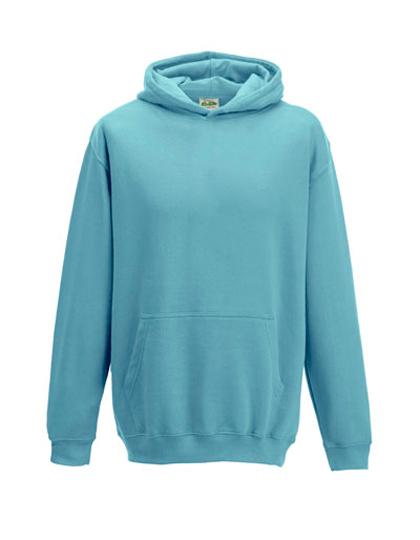 AWDis Hoods Kids hoodie Hawaiian Blue 12