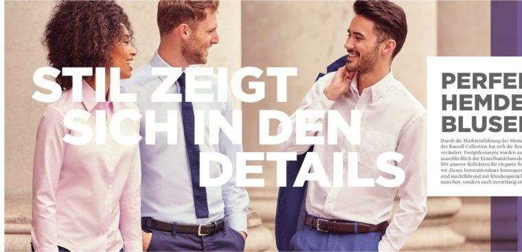 Russel Hemden & Blusen