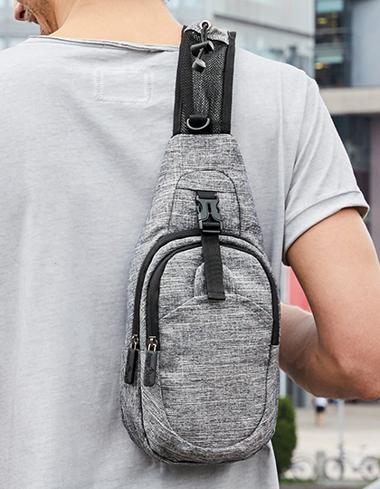 bags2GO SCHULTERTASCHE Tasche Shoulder Bag Umhängetasche FESTIVAL NEU