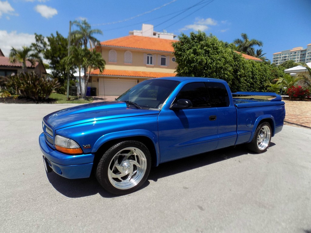 2000 Dodge Dakota Rt Wheels