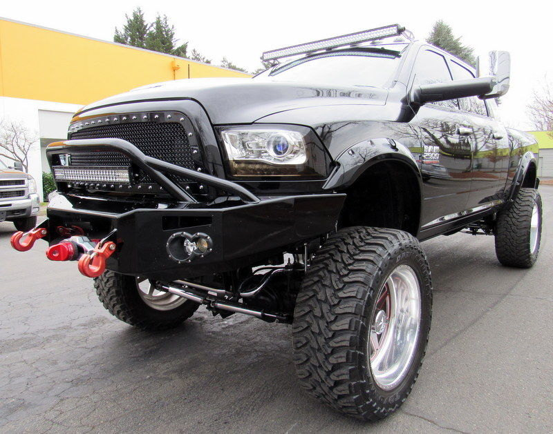 Ram 2500 Led Lights