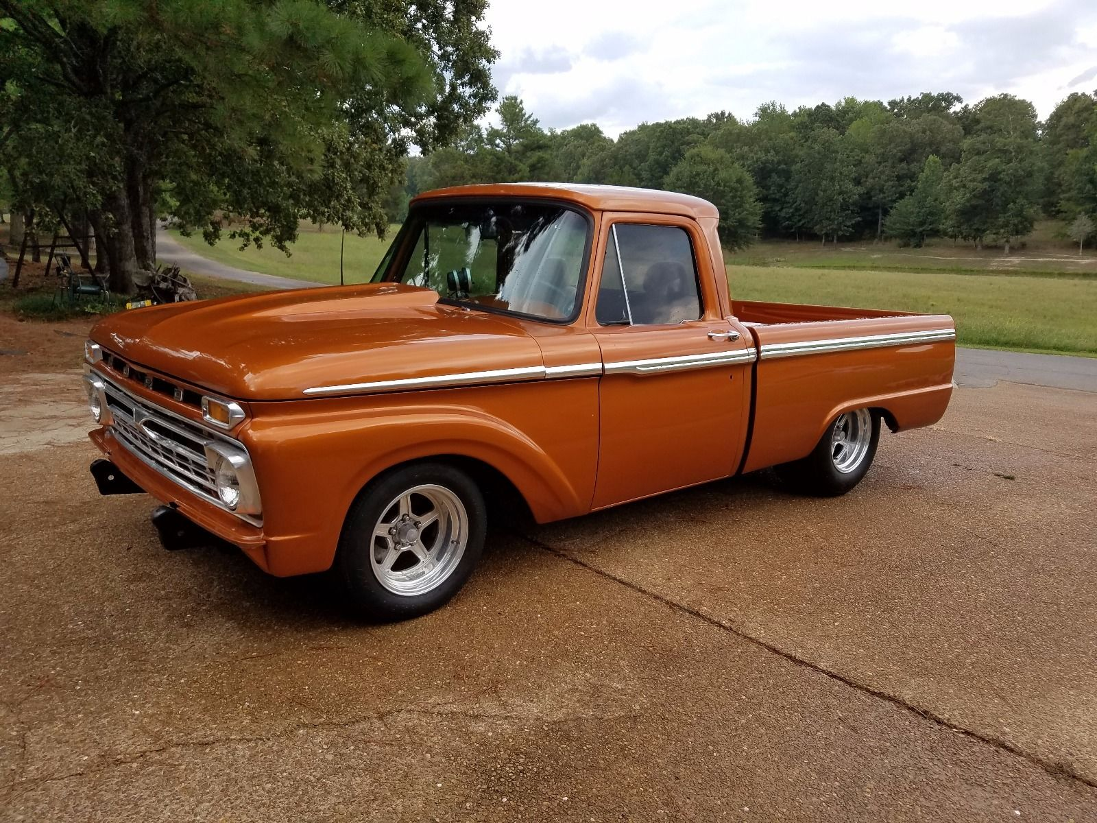 1966 Chevrolet C10 Lifted Chevy