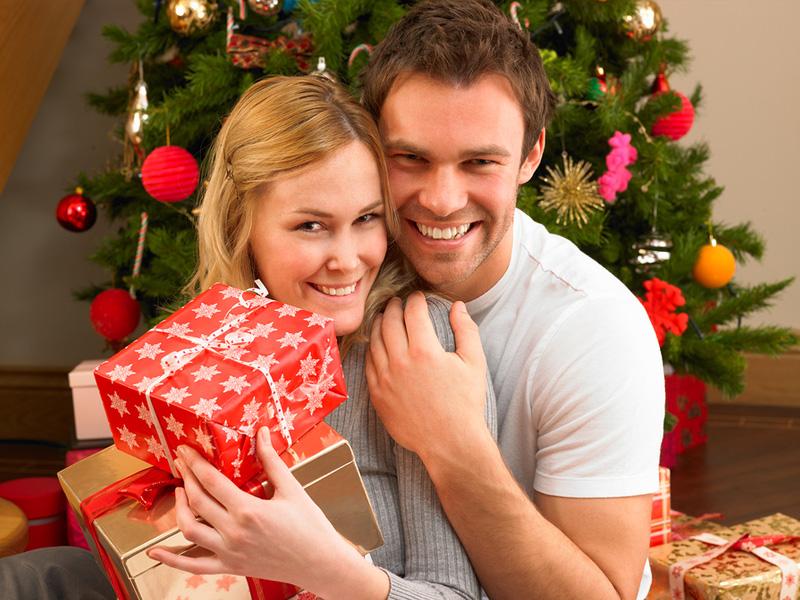 Christmas Famous Couples