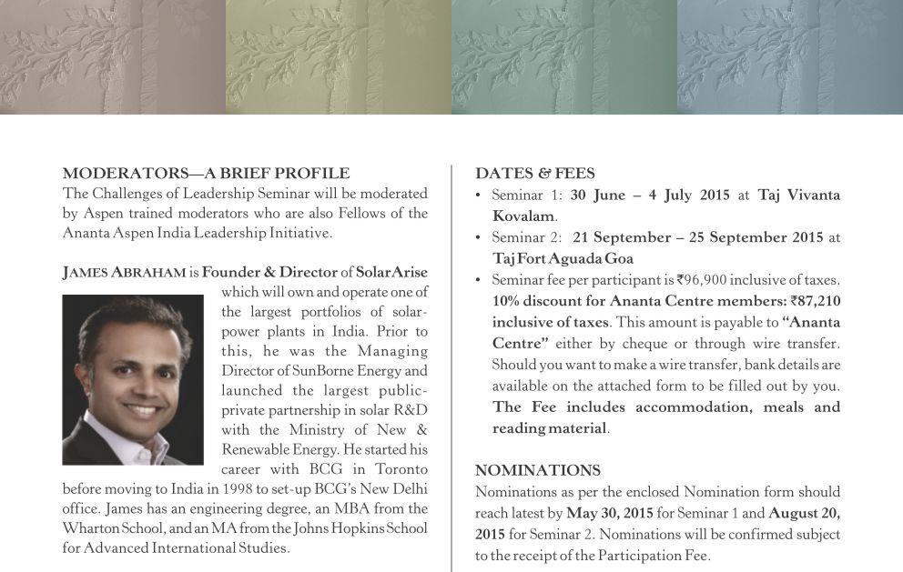 Aspen Seminar Brochure 3