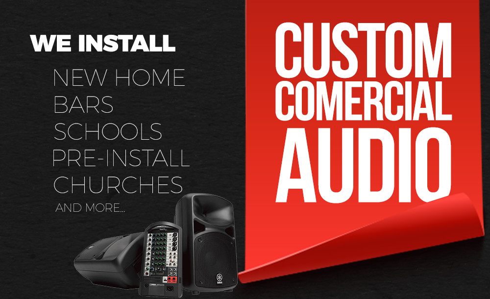 Commercial Audio Ohio