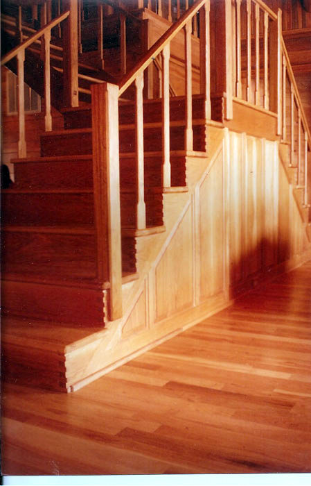 Custom Wood Stairs Custom Wooden Staircases