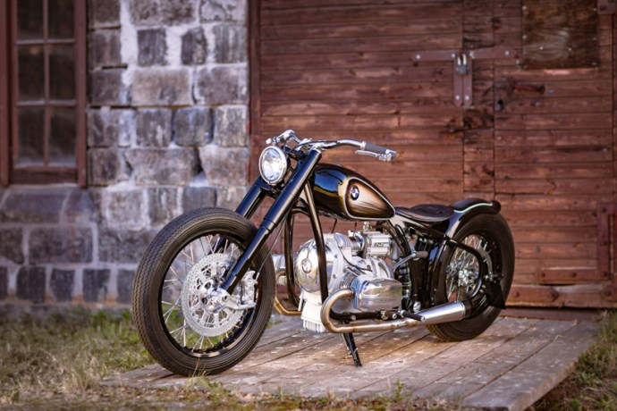 Unique Cycles BMW R5 Bobber | CustomBike.cc