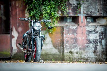 Moto Guzzi Le Mans – Fahrmaschine