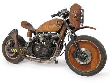 Saubere 80er-Jahre Technik und unkomplizierte Wartung...das Basisbike zumindest