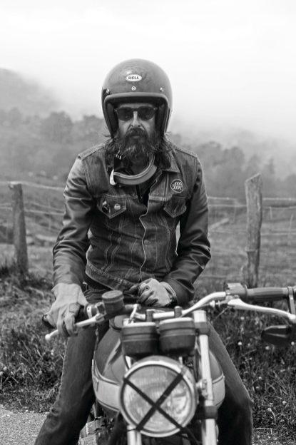 Zudem ist er Herausgeber von Brummm, einem Magazin für Motorradfotografie