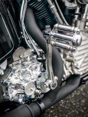 Viel Liebe zum Detail, das zeichnet die Bikes von One Way Machine aus