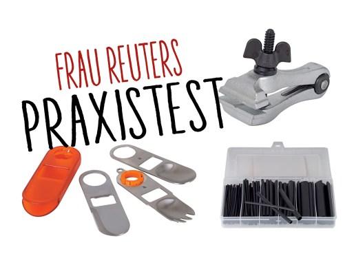 Frau Reuters Praxistest