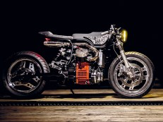 Karl firmiert unter dem Label »Ed Turner Motorcycles«