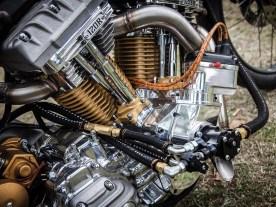 Build-Off in den Staaten: Harley spendiert Motor und Getriebe, den Rest übernehmen die Customizer