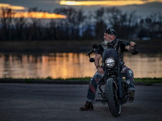 Ein umgebautes Motorrad erneut umbauen? Warum nicht? Bikes wachsen mit ihren Besitzern und ändern sich mit deren Geschmack