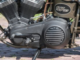 Harley-Davidson FXS Low Rider – Hightech-Dragstyle