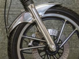 Das Bike entstand mit einem Budget von lediglich 2000 Euro