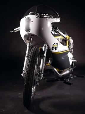 Gut, dass die Suzuki hauptsächlich für Show und Racing gebaut wurde